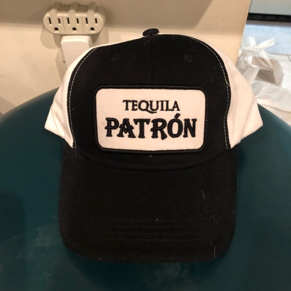Tequila PATRON baseball hat c6ce5a79a35f